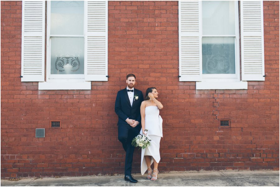 Best wedding images 2016, Urban shot of couple in Melbourne